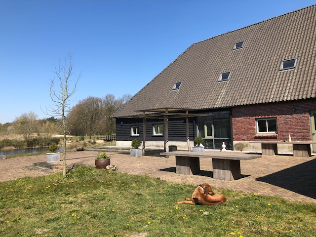 Overnight stay 6 day retreat dorms (August 2020, Holland)